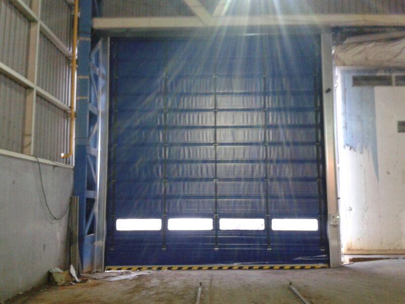 Puertas r pidas for Celulas fotoelectricas para puertas